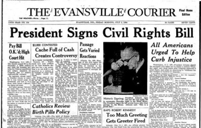 Reformism: The Civil Rights Act of 1964 - Refuse to Cooperate - Medium