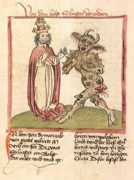 Was Pope Sylvester II a Sorcerer? | by Tim Gebhart | Exploring History |  Apr, 2021 | Medium