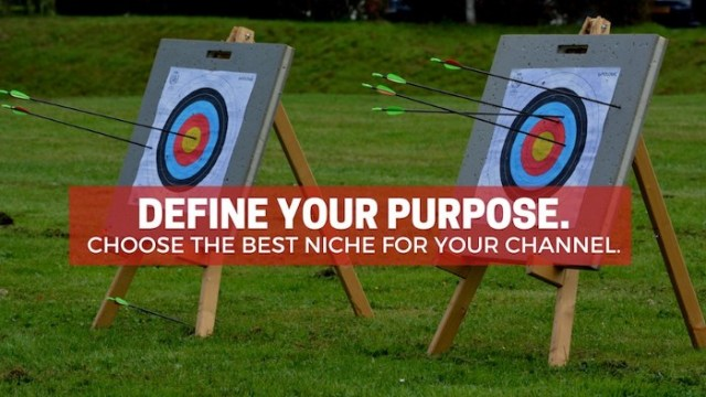 The importance of choosing the niche