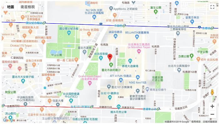 基本google map