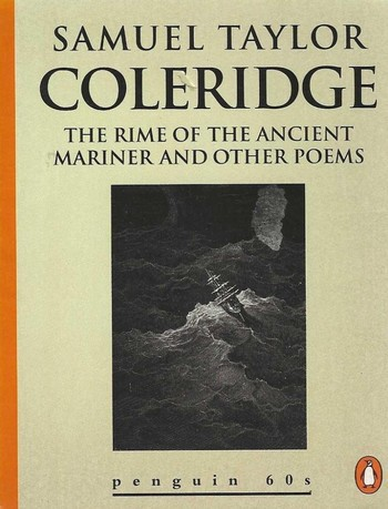 Book cover of The Rime of the Ancient Mariner