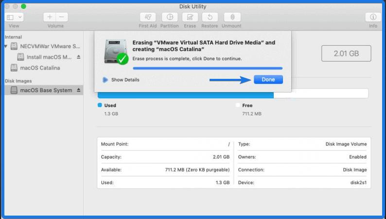 Formatting Disk