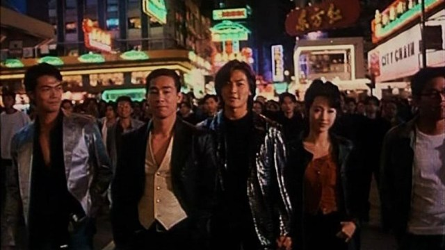 Andrew Lau Capsule Reviews. Young and Dangerous — November 5, 2014   by  Sean Gilman   The Chinese Cinema   Medium