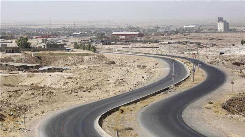 Al-Mosul Highway
