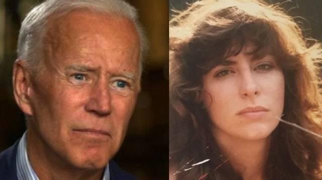 Joe Biden and Tara Reade.