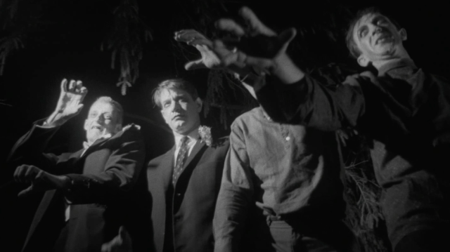 Night of the Living Dead: Horrors of Reality Manifested in the Flesh | by  David A. Punch | Medium