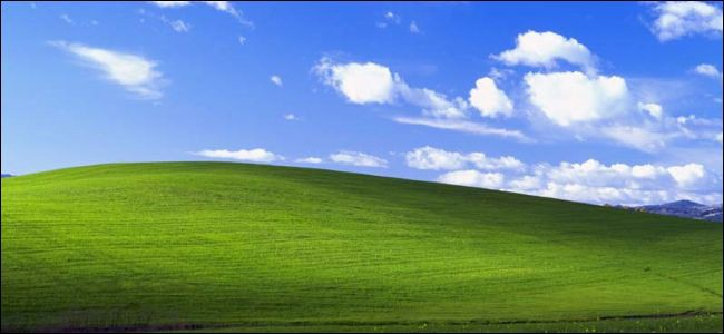 The ultimate symbol of legacy devices - Windows XP