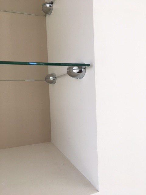 etageres en verre sur mesure