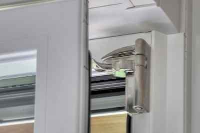 système de fenêtre oscillo battante