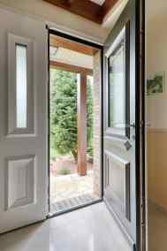 porte style contemporain -Par la Miroiterie Yerroise
