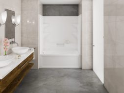 Tub Showers | Mirolin