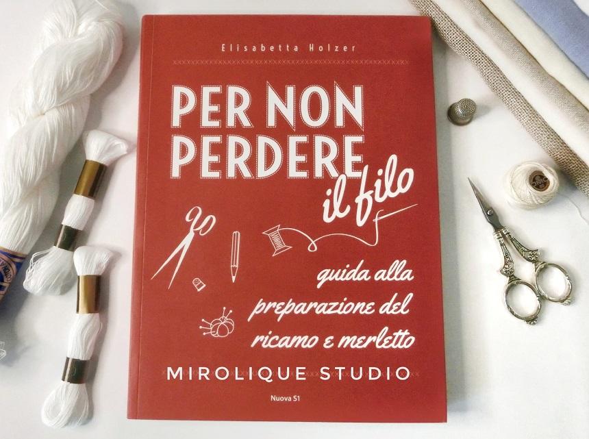 обзор итальянской книги по вышивке