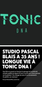 Studio Pascal blais a 35 ans — Grenier Mag