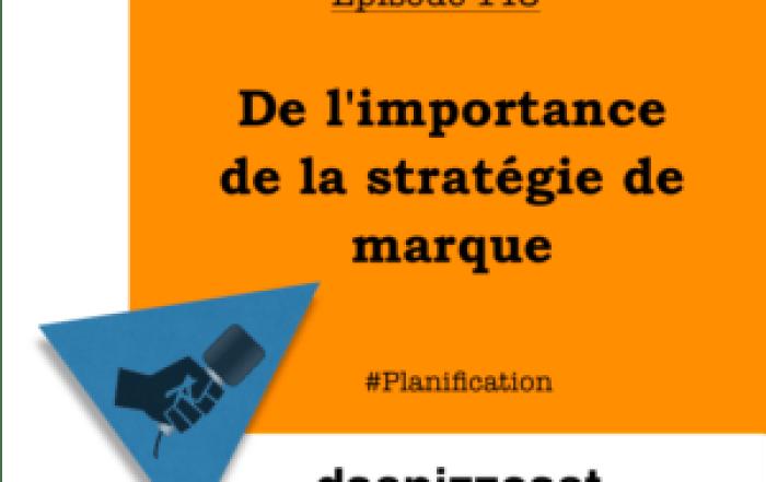 De l'importance de la stratégie de marque | daspizzcast.ca