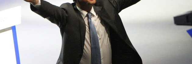 François Hollande: Toi Président!