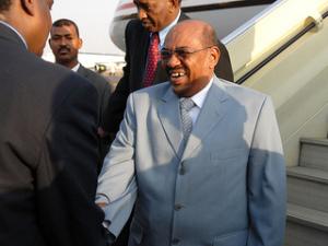 President of Sudan Omar Al-Bashir. Flickr Creative Commons