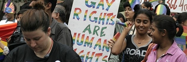 Moving forward… and back again: India's slow progress towards gay rights