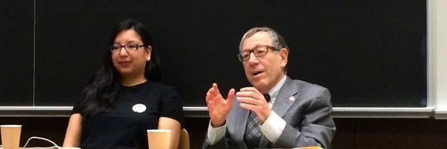 Ensuring Democracy: Panelists Address Political Representation in Canada