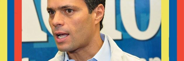 Dissent in Venezuela: Leopoldo Lopez