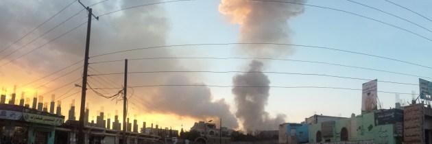Yemen: Following in Syria's Footsteps