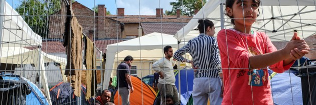 Growing Refugee Resentment in Hungary