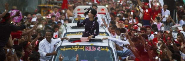 Myanmar, the New Emblem of Democracy?