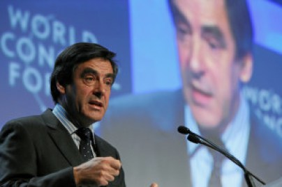 François Fillon at the World Economic Forum in 2008. Source: http://bit.ly/2gxrrOt