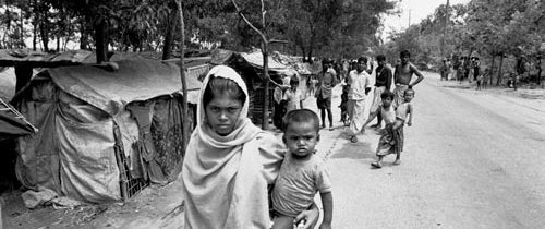 Hallmarks of Genocide: The Rohingya Crisis in Myanmar