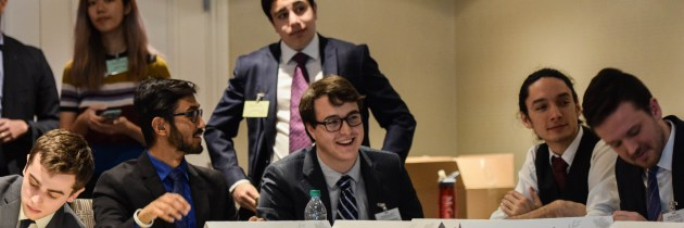 McMUN 2017: Game of Thrones Committee Ends with Deadly Wildfire Blast