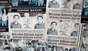 Ahok accessed the Jakarta governorate in 2014, after Joko Widodo stepped down to run in the presidential elections. https://flic.kr/p/hZr4HY