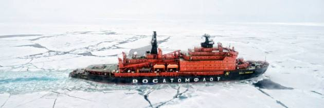 The Northern Sea Route and Trudeau's Russia Problem