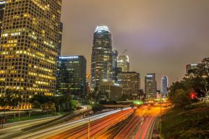 Downtown Los Angeles skyline. https://flic.kr/p/Js58aS