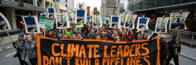 Trump & Trudeau: An Unlikely Fossil Fuel Alliance