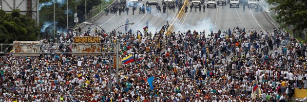 Venezuela's Current Situation: Breaking Point in the Crisis