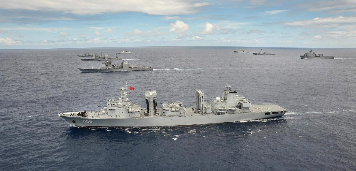 Yin and Yang: China's Rise and the Future of the Pacific