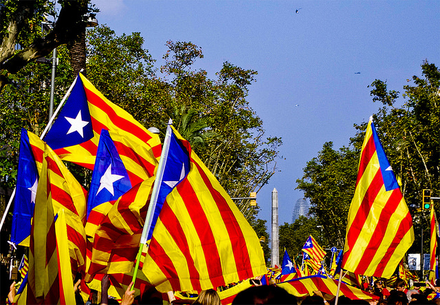 Spain Accuses 2 Catalan Independence Leaders of Sedition