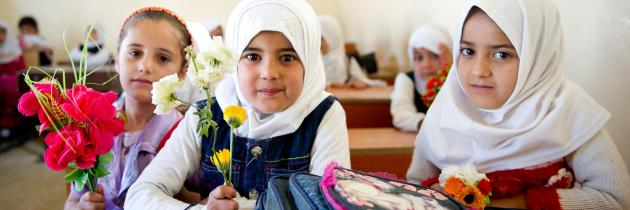 Iraq's Crisis in Education: Dismantling the Roots of Extremism