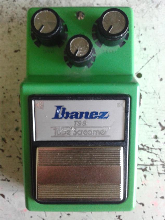 Ibanez Ts9 Tube Screamer Reissue Killall 9 Humans