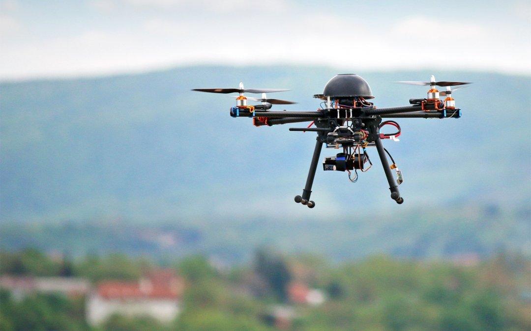 """Aprender con drones, un ejemplo perfecto de """"learning by doing"""""""