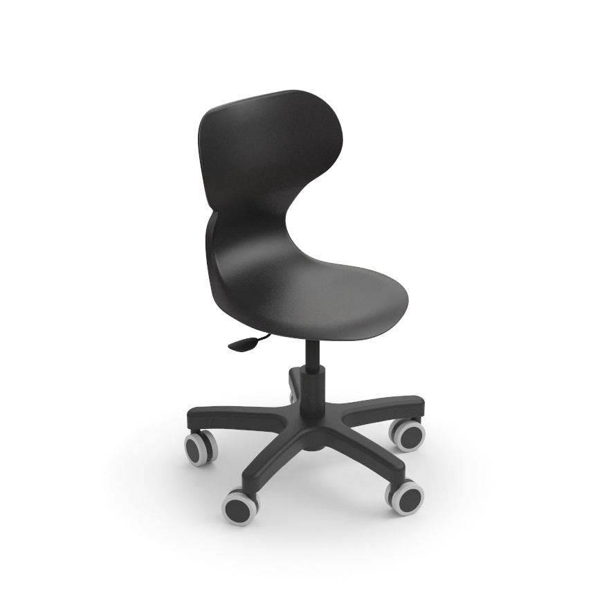 silla con ruedas mobiliario escolar