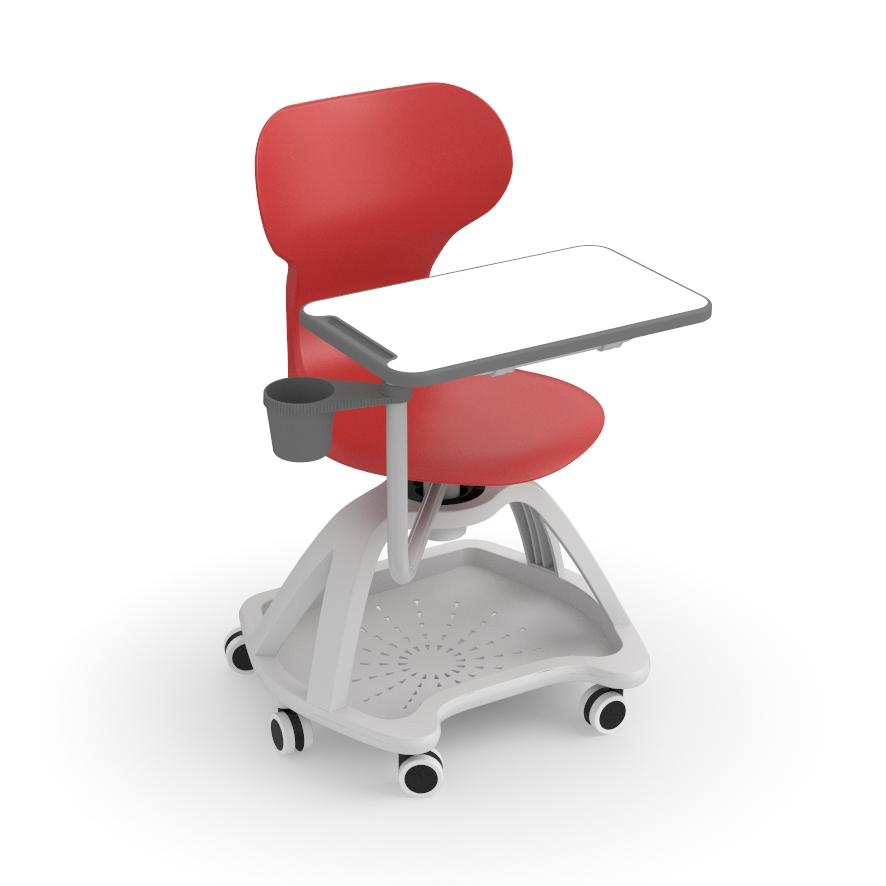 silla con mesa mobiliario escolar