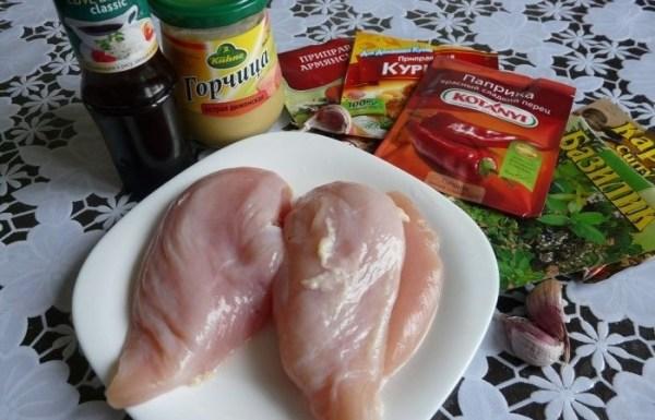 Вкусная пастрома из куриного филе - пошаговый рецепт с фото