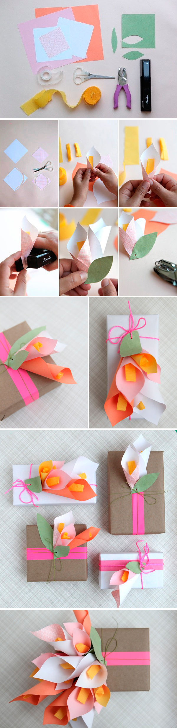 Papel Lily Just.
