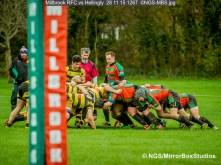 Millbrook RFC vs Hellingly, 28/11/2015, , , Hampshire, England