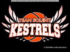 Kestrels vs Kent Crusaders