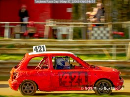 Tongham Race Day