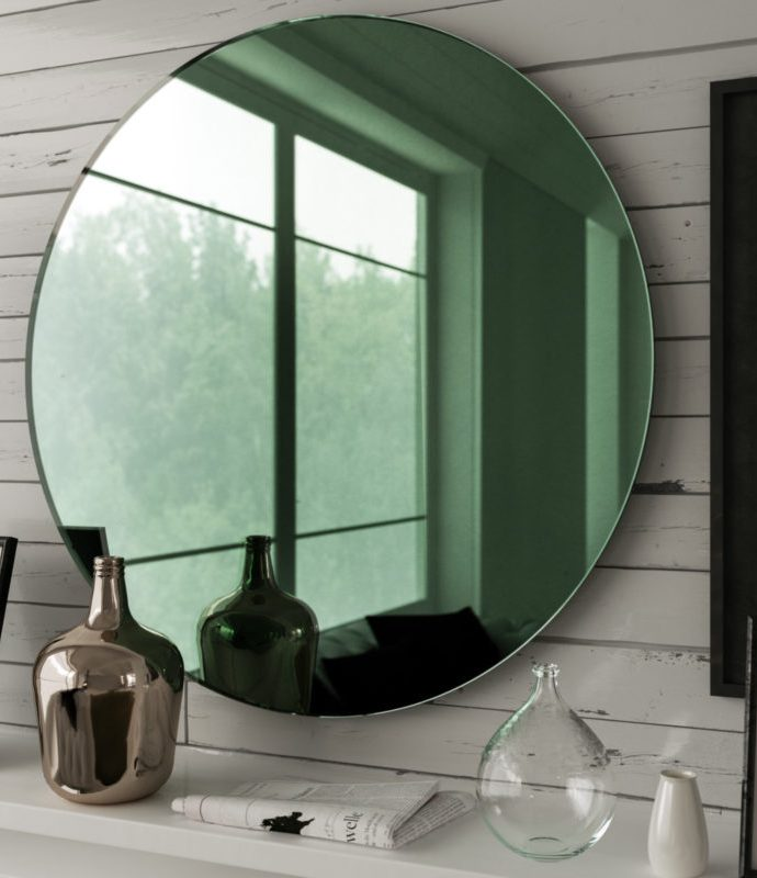 Finding the Perfect Green Glass Mirror