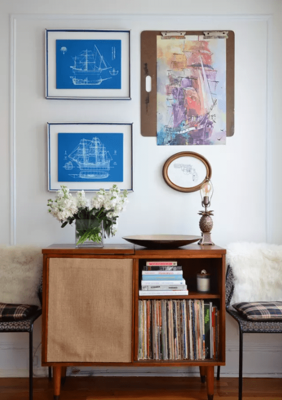The Best Nautical Wall Decor