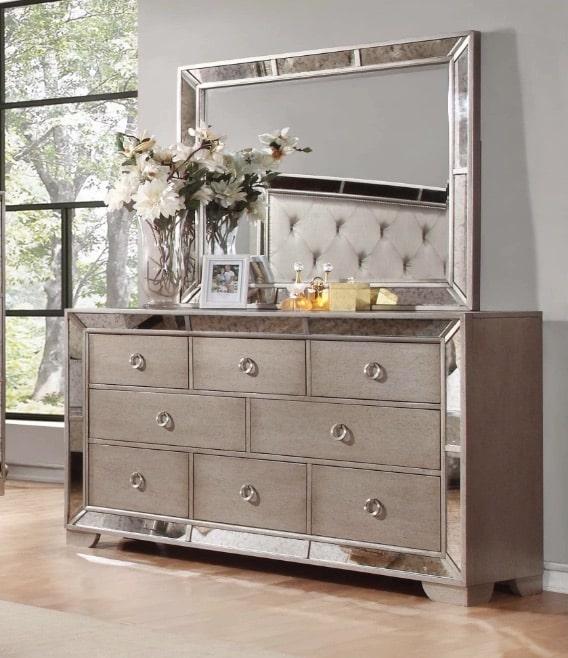 Dresser Mirror Brackets