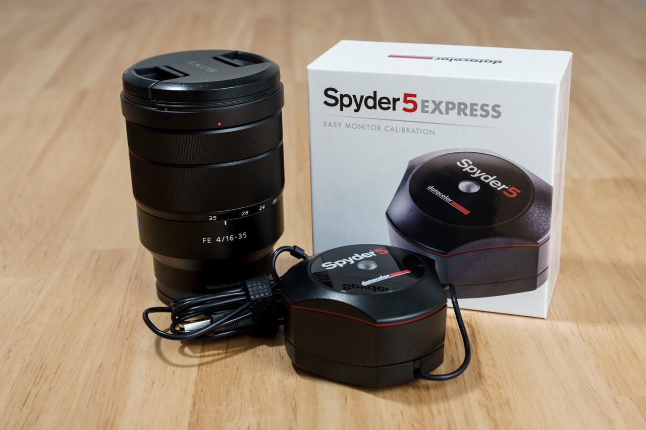 Spyder 5 Express Kolorimeter